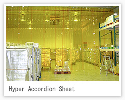 Hyper Accordion Sheet