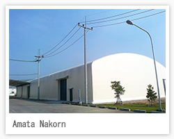 Amata Nakorn W20m x L60m Outside
